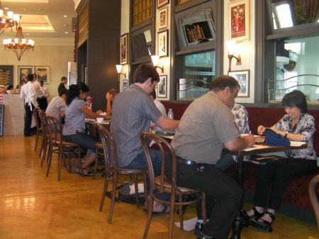Dubai Scrabble Club - April 25, 2009