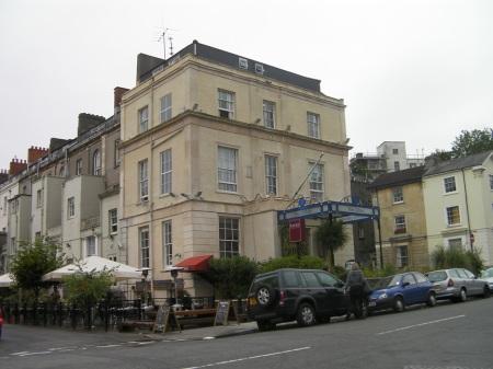 Clifton Hotel, Bristol