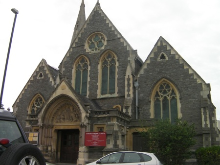 St Paul's Church, Clifton