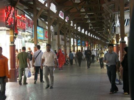 Deira gold souk, Dubai