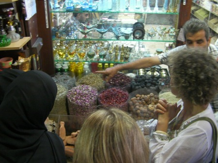 Deira spice souk