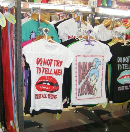 strange t-shirt prints