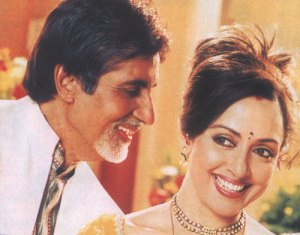 Bachchan and Malini