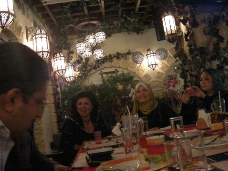 dinner gathering
