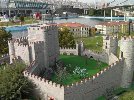 miniature of Anadolu Fortress