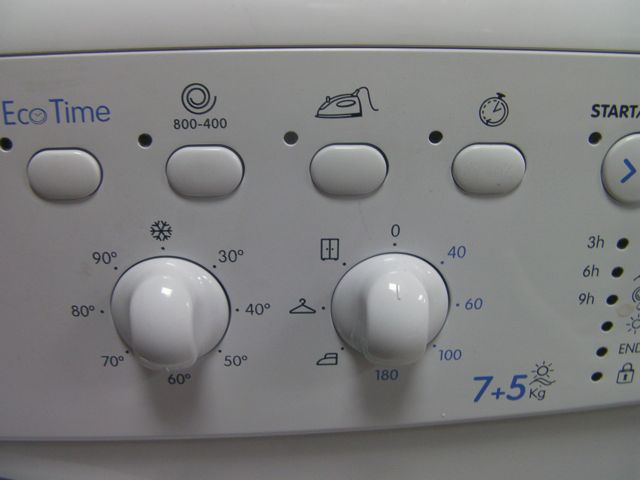is there a machine that washes and dries clothes
