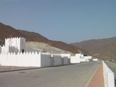 white houses up close