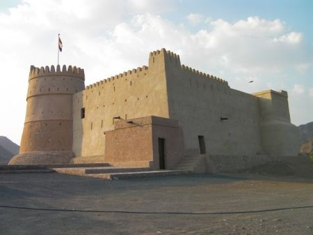 restored fort