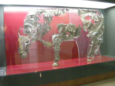 metalwork bull
