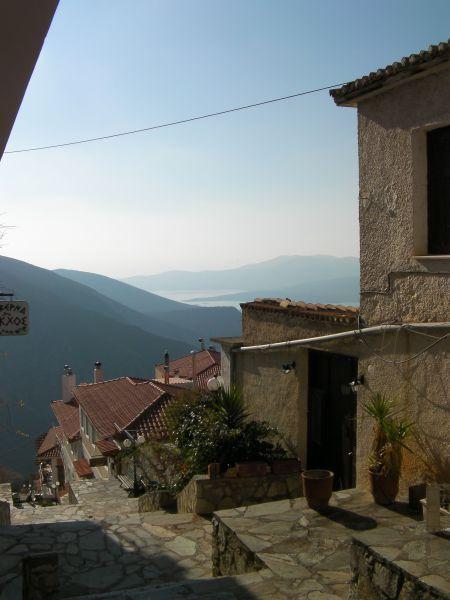 current village of Delphi view