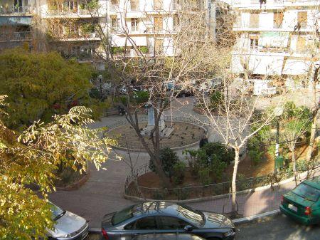 a round park