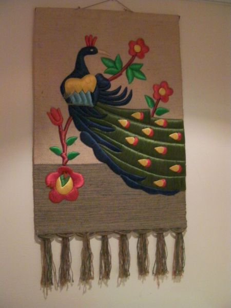 textile wall hanging