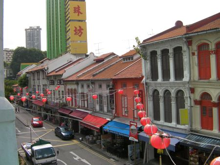 another street in Chinatown