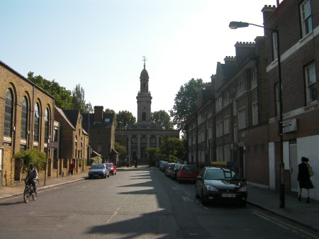 street in Southwark