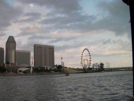 Marina Bay, Singapore Flyer