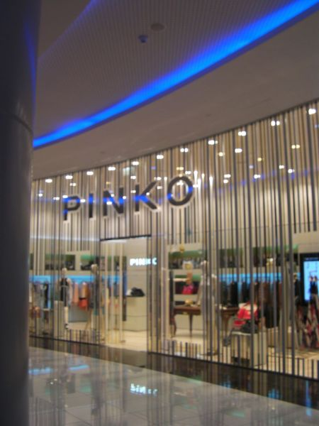 mall store named Pinko