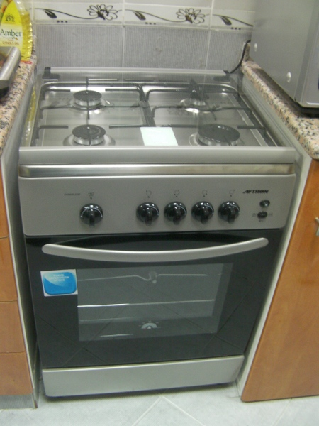 new gas cookstove