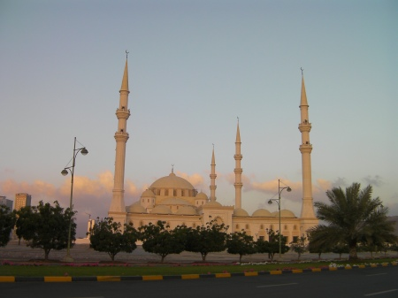 large mosque