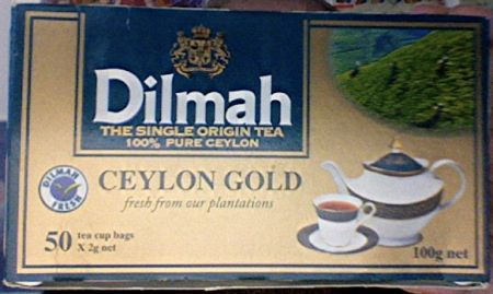 My First Box of Dilmah Tea
