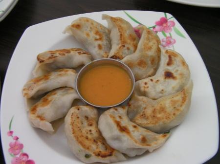 crescent shaped dumplings