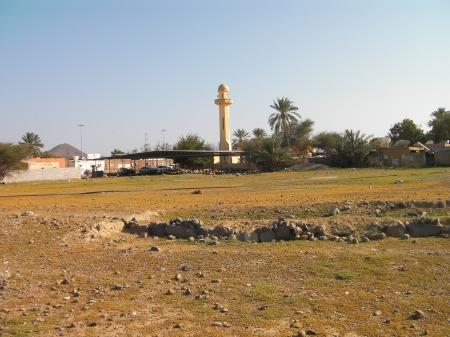 stone ruins