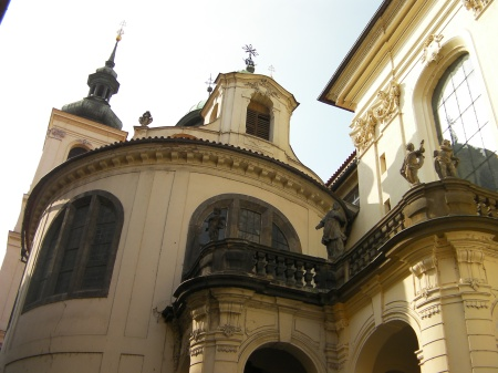 ornate church exterior
