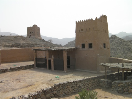 historic Arab fort
