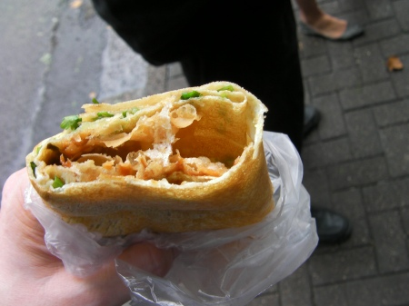 Chinese crepe