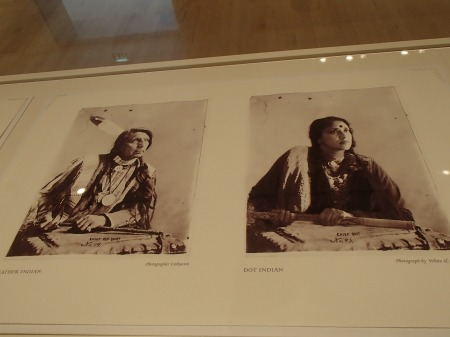 two photographs
