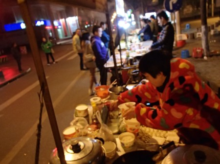 street food carts